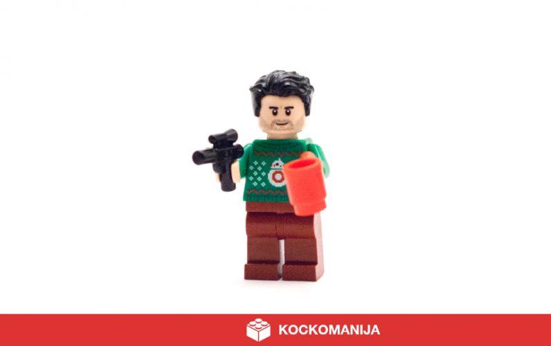 75279 Adventni_koledar 2020 Minifigura Poe Dameron