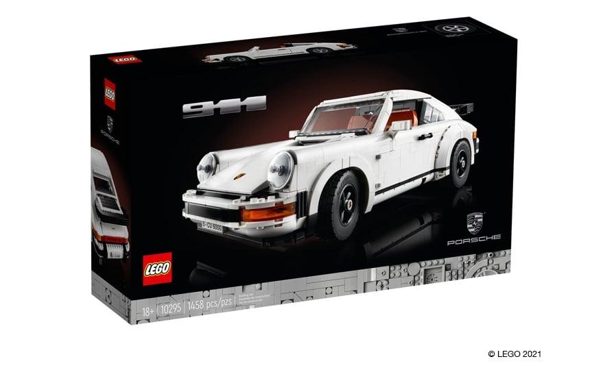 Škatla 10295 LEGO Creator Expert Porsche 911