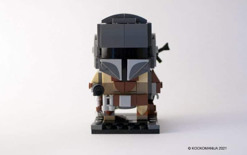 LEGO BrickHeadz Mandalorian